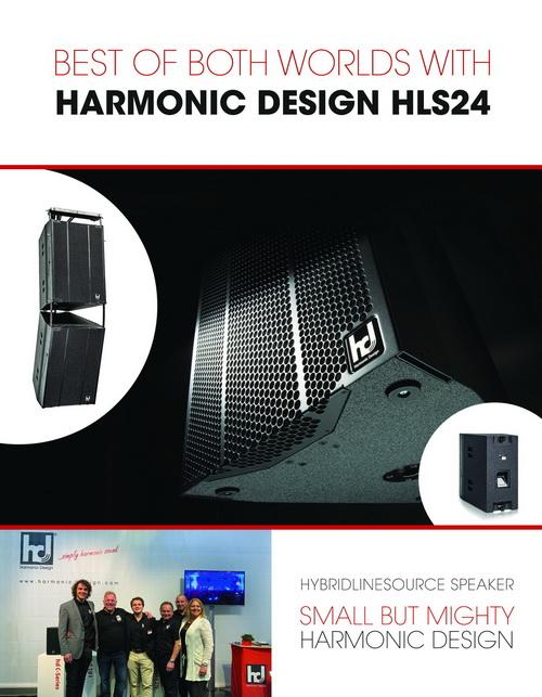 Harmonic Design HLS24