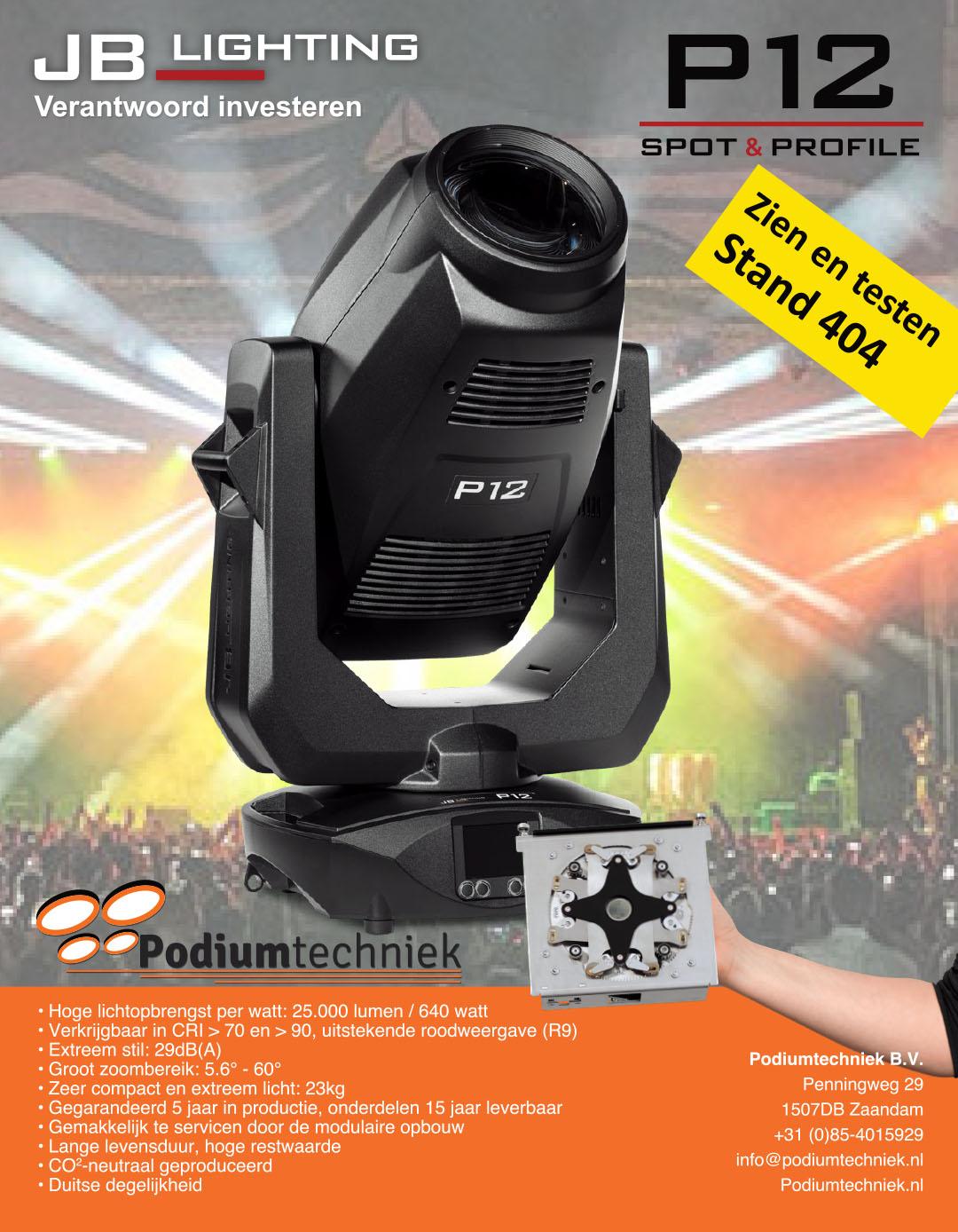 JB-Lighting P12