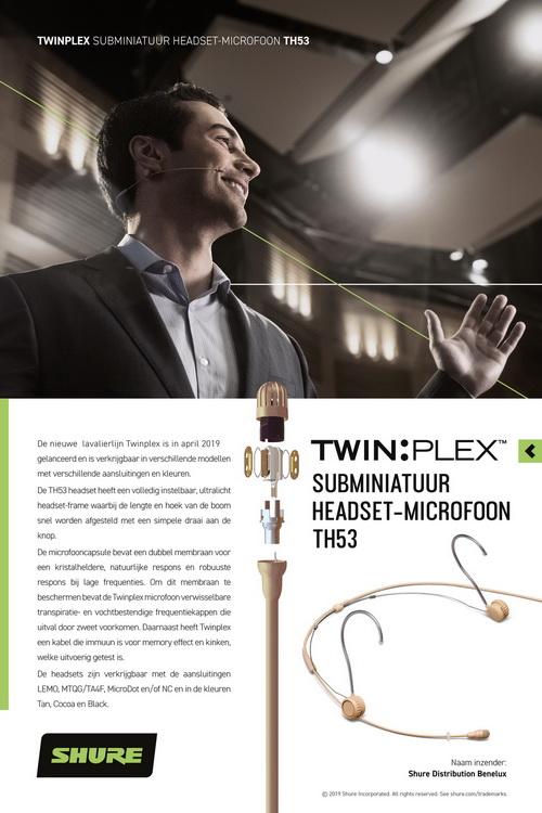 Twinplex TH53